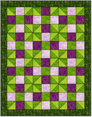 Free Quilt Patterns | Free Quilt Patterns! Calico Puzzle