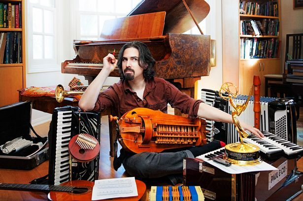"Outlander composer Bear McCreary praises the show's ""wonderful"" and ""supportive"" fans."