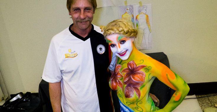 Maskerade 2014 on Tour - mit Wolfgang Zack und Senjo-Color