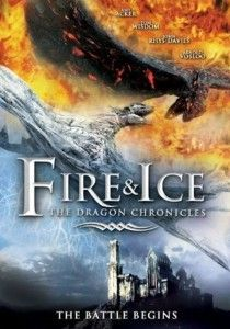 Fire and Ice The Dragon Chronicles romana bluray