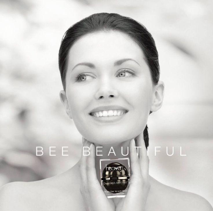 Black bee venom mask vsebuje manjši delež čebeljega strupa, ki ga najdemo tudi v Gold bee venom mask-le ta je zelo učinkovit pri brisanju gub! http://slovenia.heavenskincare.com