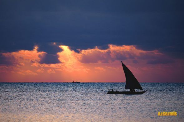 Zanzibar, hem tatil hem fotoğraf...