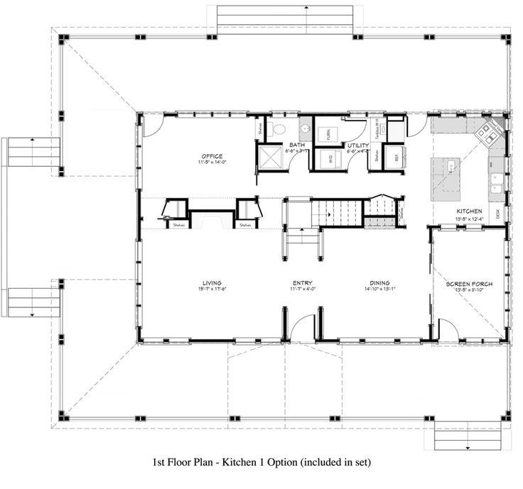 2100 Square Foot Open Floor Plans