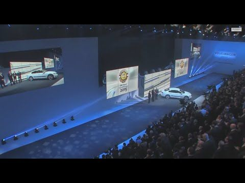 Pounding electronic beat, staccato robot choreography, innovative models for the automotive world of tomorrow – the Volkswagen Group thrilled the internation...