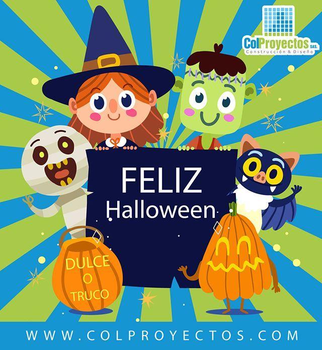 Celebra Halloween con tu familia y tus hijos, disfruta con ellos cada instante #colproyectos #halloween #disfraz #cucuta