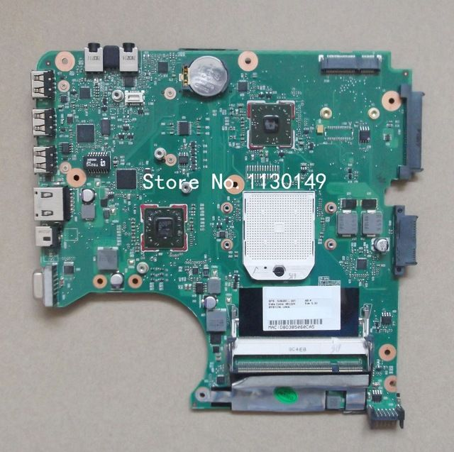 Free Shipping 538391-001 for HP compaq 515 615 CQ515 CQ615 laptop motherboard tested OK US $54.63 /piece Specifics Products Status 	Stock,Used Chipset Manufacturer 	AMD Form Factor 	ATX With CPU 	No Ports 	VGA,USB 2.0,Ethernet CPU Type 	AMD Memory Type 	DDR2 Memory channel 	Double Maximum Ram Capacity 	4 GB Graphics Card Type 	Integrated Expansion Slots 	WIFI  Click to Buy :http://goo.gl/f7KovS