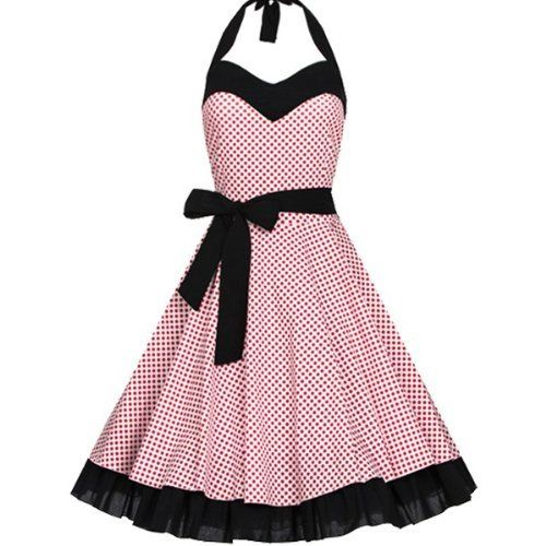 Laeticia Dreams Damen Pin Up Petticoat Rockabilly Kleid 50er Pin Up XS S M L XL, http://www.amazon.de/dp/B00C26BAMM/ref=cm_sw_r_pi_awdl_tvQcwb133ZQFN