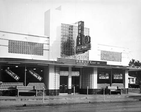 Bartow's original Publix location