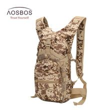 US $24.32 Aosbos Outdoor Sports Bags Waterproof Military Tactical Backpack Camouflage Oxford Climbing Camping Bags Small Sports Backpacks. Aliexpress product