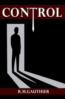 "The Empty Pages reviews a thriller novel ""Control"" written by R.M.Gauthier."