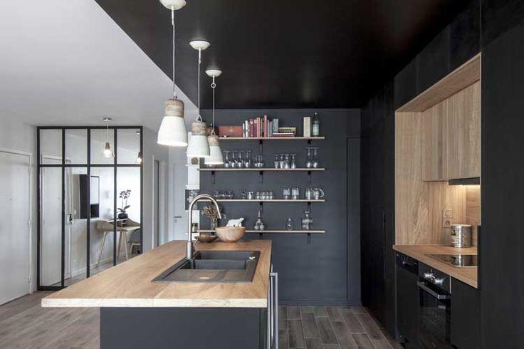 40 best kitchen designs images on pinterest modern kitchens kitchen and kitchen ideas. Black Bedroom Furniture Sets. Home Design Ideas