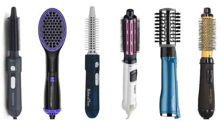 Hot Air Brush Buy Now Beautiful Hair Hairstyles Bevhillsmag Beverlyhillsmagazine Beverlyhills Rotating Hair Brush Best Hair Dryer Straightening Brush