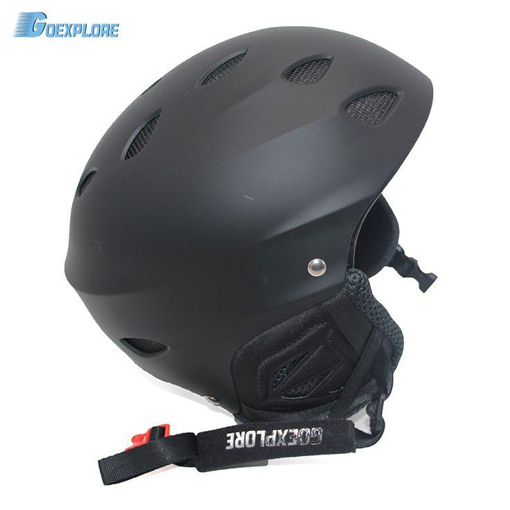 M-XL size Skiing Helmet ABS+EPA Ultralight snow Helmet mens womens outdoor Extreme Sports Snowboarding Helmet