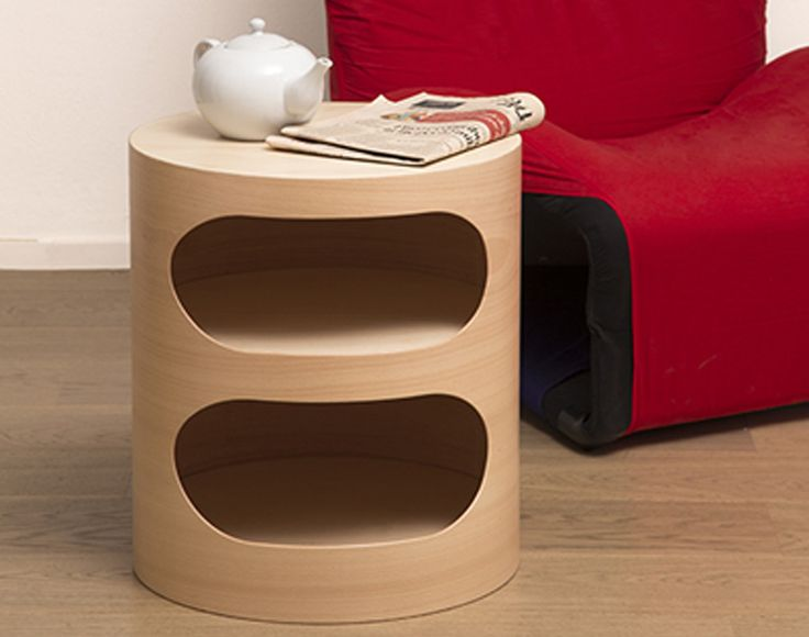 VH45 Side Table by villahomecollection made in Italy on CrowdyHouse