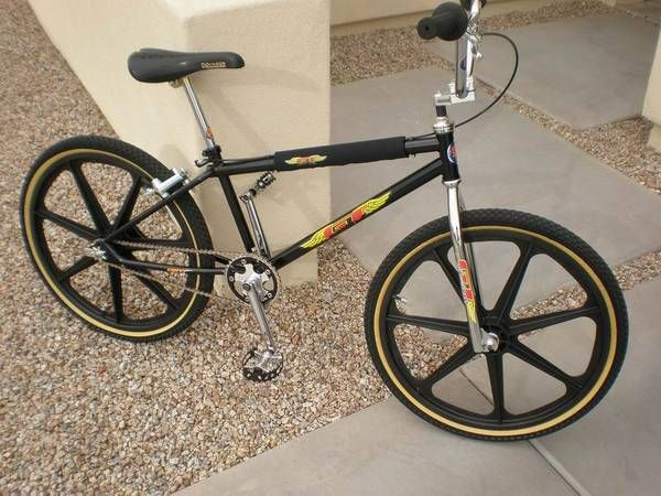 Used GT BiCYCLES for Sale | BMX Bikes / G / GT Bicycles / 1994 GT Pro Series 24