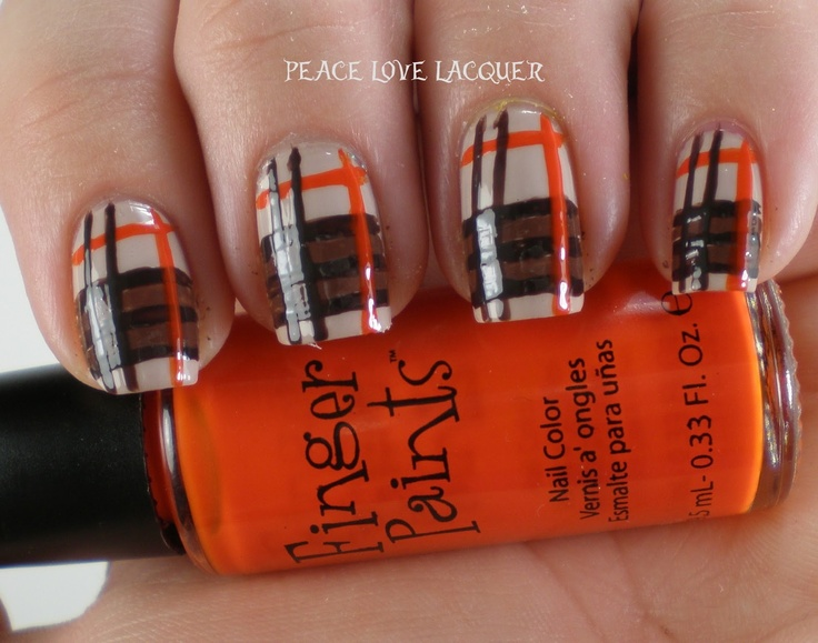 62 best Thanksgiving Nails images on Pinterest | Autumn nails, Fall ...