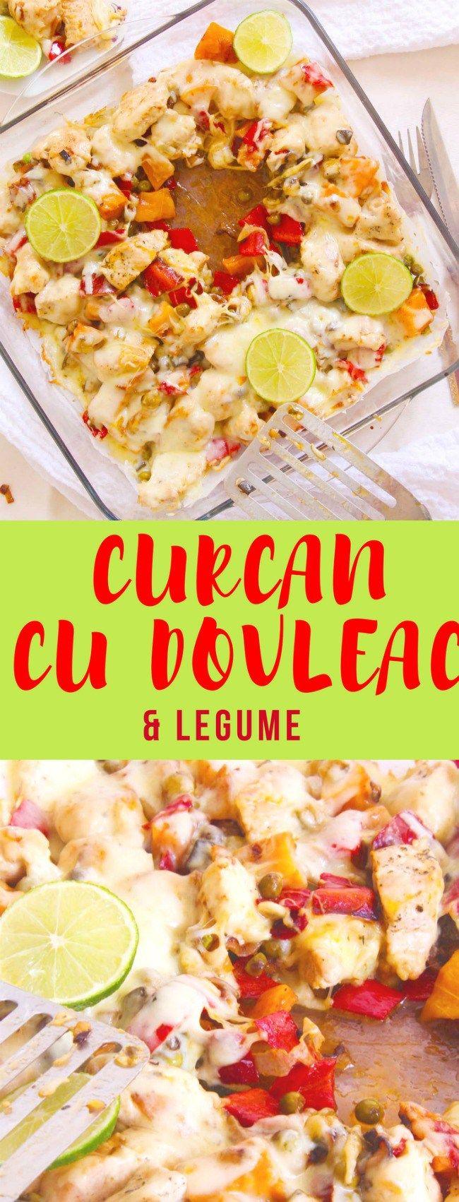 CURCAN CU DOVLEAC SI LEGUME - Delicioasa și gatita in cuptor până la perfecțiune, această reteta de curcan cu dovleac la cuptor este cea mai bună idee de cina pentru cei foarte ocupati! Super usor de facut, sanatos si satios!  #curcan #legume #dovleac