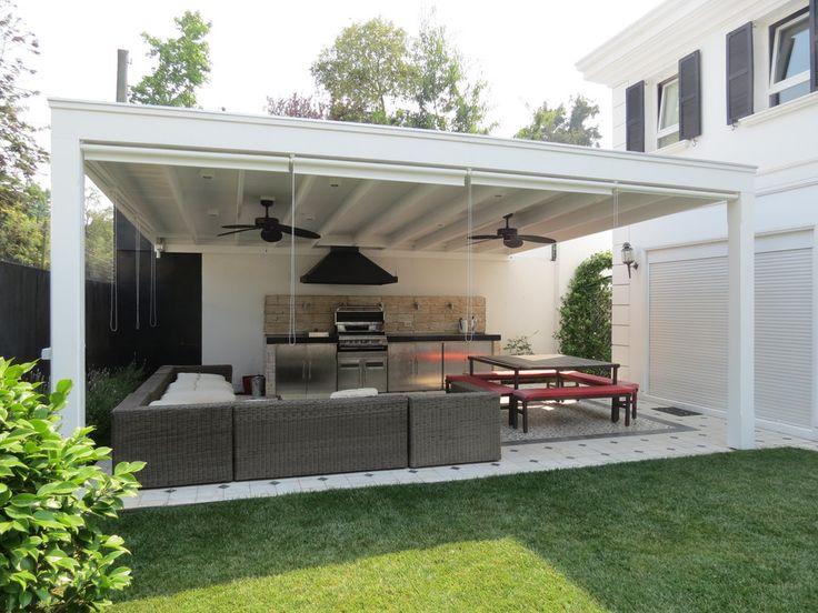 Cielos para terrazas de comercial dominguez materiales for Materiales para terrazas