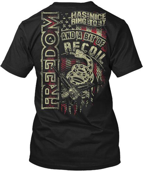 Limited Edition 2nd Amendment Shirts!