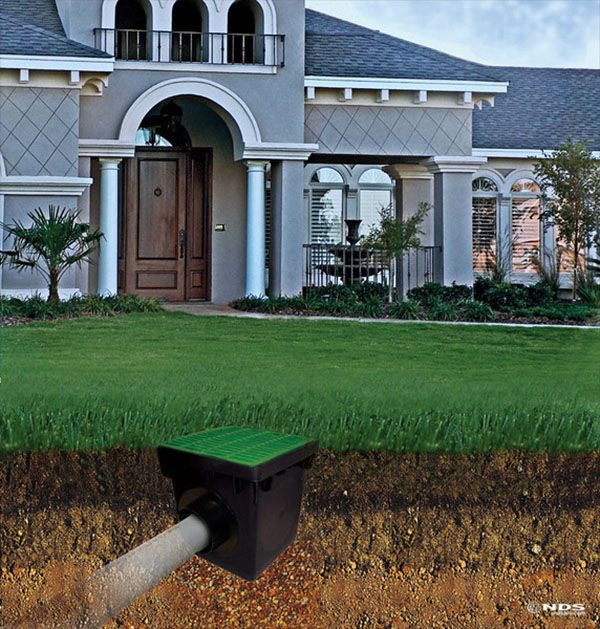 Best 22 do it yourself drainage solutions for the for Drainage solutions for my yard