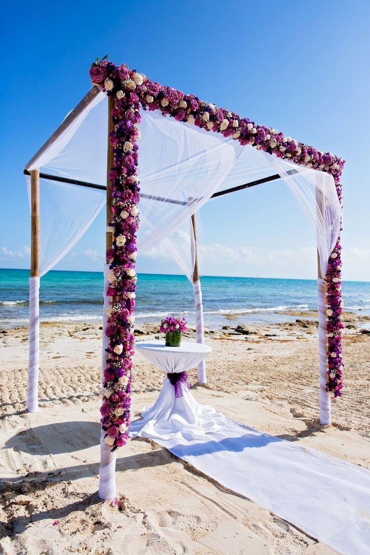 A Gorgeous Destination Wedding At Now Jade Riviera Cancun