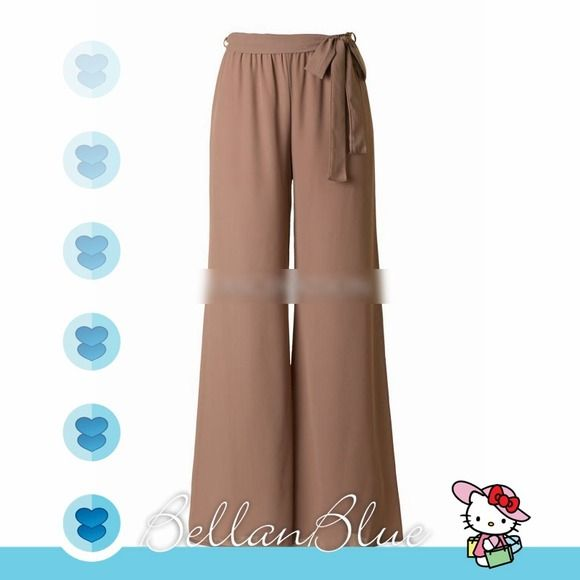 HP 8/16 - The FARRAH pants So I'm naming this after the iconic Farrah Fawcett. Just reminds me of that era & style. Comfy & flowy pants. ‼️NO TRADE‼️ Pants
