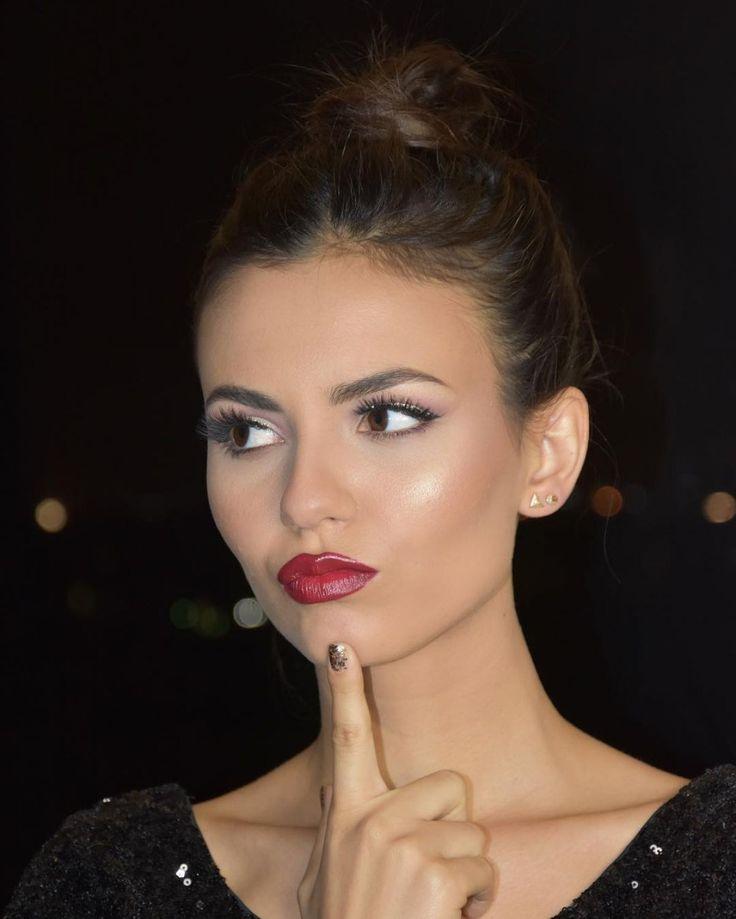 Victoria Justice for Lusine Makeup