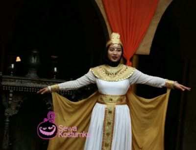 Sewa Kostum Cleopatra Bintaro Jakarta hub 0817 661 6654