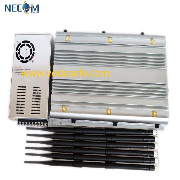 3g 4g wifi mobile phone signal jammer , gps wifi cellphone jammers radio