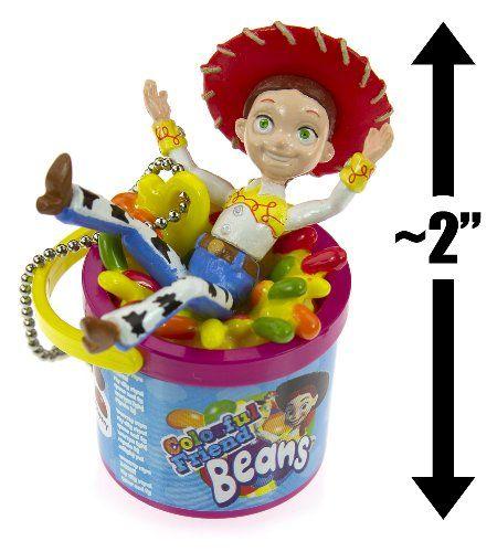 Jessie & Jelly Beans (2): Toy Story / Pixar Pop Snack Mascot Mini-Figure Charm - NOT EDIBLE [#7] (J @ niftywarehouse.com #NiftyWarehouse #Toy #Story #Movie #ToyStory #Pixar