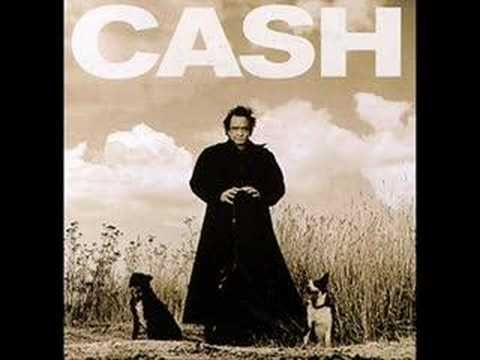 Johnny Cash - The Mercy Seat. One of the few times I like the cover better than the original.