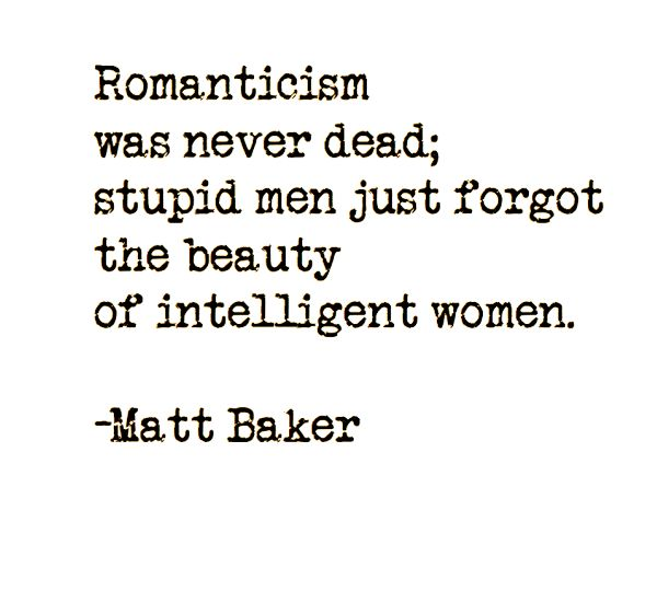 15 Love Poems & Quotes From Hunky Instagram Poet Matt Baker | YourTango