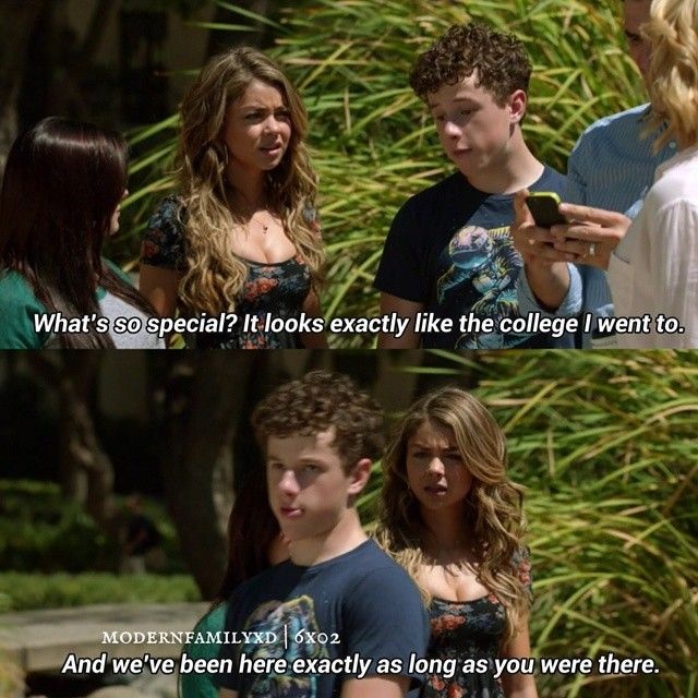 463 best modern family images on pinterest ha ha fun things and modernfamily 6x02 do not push solutioingenieria Choice Image