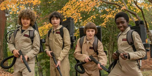 Why Stranger Things Was Allowed To Go All Ghostbusters, According To Dan Aykroyd #FansnStars