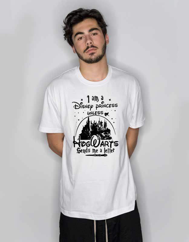 I Am A Disney Princess Hogwarts T Shirt – Cheap Custom