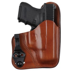 Bianchi 100T Professional Tuckable Inside-The-Waistband Holster - Size - 12 - 1911 COLT; KIMBER; S&W; SPRING