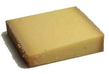 GRUYERE = Gruyère Pronunciation: grew-YARE Notes: Gruyères are excellent melting cheeses, and they're commonly used to make fondues, soufflés, gratins, and hot sandwiches. Varieties include Swiss Gruyère, Beaufort, and Comté. Substitutes: Emmentaler OR Jarlsberg OR Appenzell OR raclette OR Swiss cheese