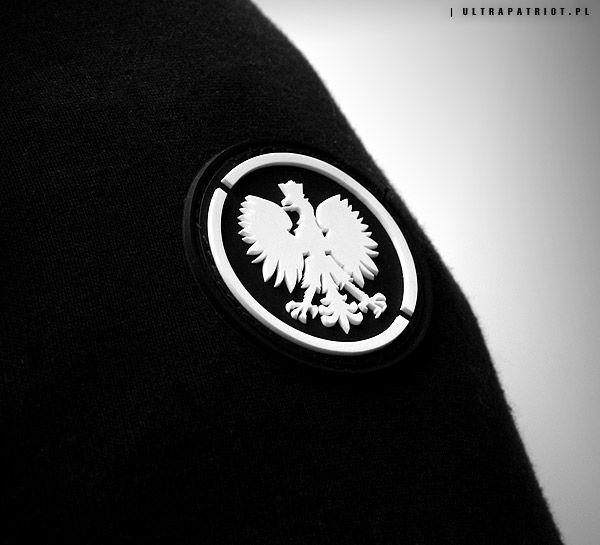 BLUZA MĘSKA ULTRAPATRIOT CZARNA #BLC13 | Odzież Patriotyczna – Słupsk