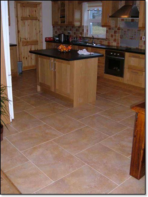 16 Best Kitchen Floor Images On Pinterest Kitchen Tile Flooring