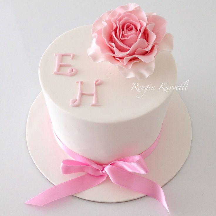 Nişan Pastası / Engagement Cake