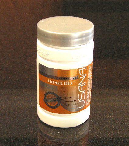 USANA Hepasil DTX (84 tablets) by USANA.  Usana Malaysia Health Benefits. http://distributorusana.blogspot.com/
