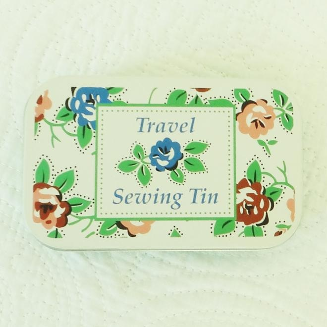 Rose Travel Sewing Kit - Homeware by Jamie Kay