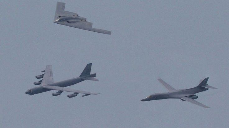 Faz quase 20 anos que a USAF não recebe um bombardeiro novo
