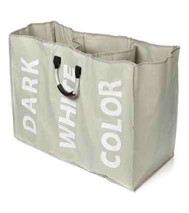 Mogihome Trippel laundry bag, grey