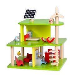 Moderný domček pre bábiky
