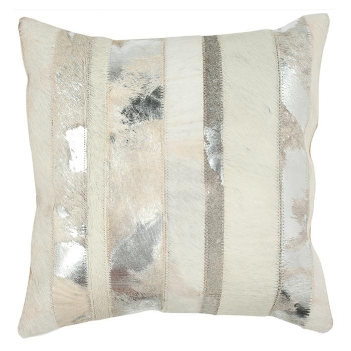 Leather Sectional Sofa Wrapped in rich cowhide this pillow brings contemporary Western inspiration to your sofa settee or arm chair Product Set of