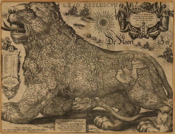 They Don't Make Maps Like this Anymore | The Huffington Post