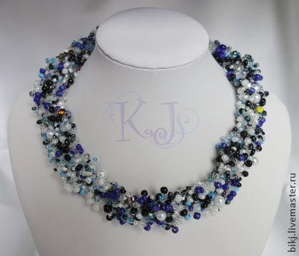 Beads. Handmade.
