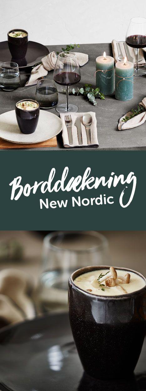 Tag udgangspunkt i keramik, træ og natur og sæt trendy sensommerhygge på bordet. #inspiration #Inspirationonline #brostecopenhagen #brostecph #tablesetting #Borddækning #Stelton #NewNordic #Nordic