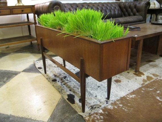 Mid Century Modern Planter Ideas: 39 Best Mid-century Modern Plants Stands Images On